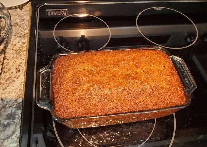 Recipe: Perfect Zucchini Apple Bread