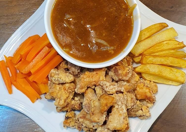 Resep Bistik Ayam yang Menggugah Selera