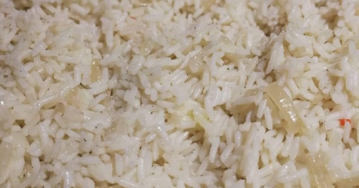 főtt rizs diétan