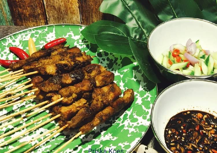 Sate Ayam Bumbu Maranggi - cookandrecipe.com