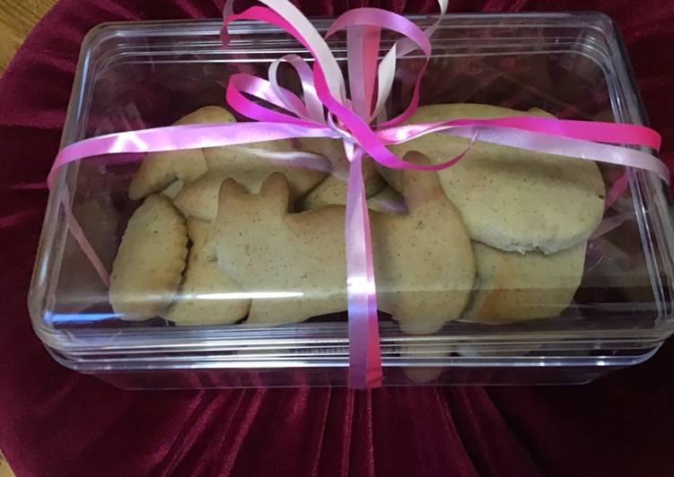 Pepparkakor (biscuits de Noël suédois aux épices)