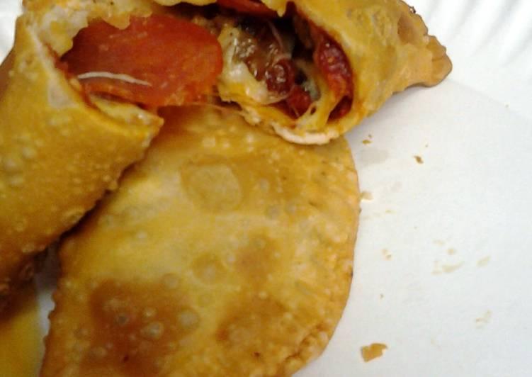 pizza empanadas