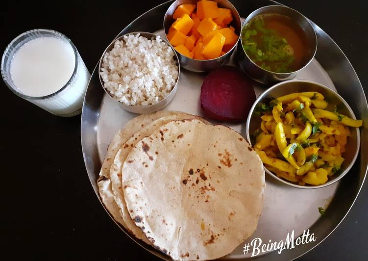 Veg Lunch Thali