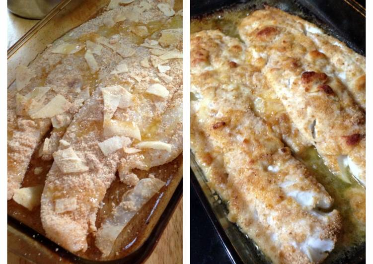 Simple Way to Make Favorite Baked Haddock