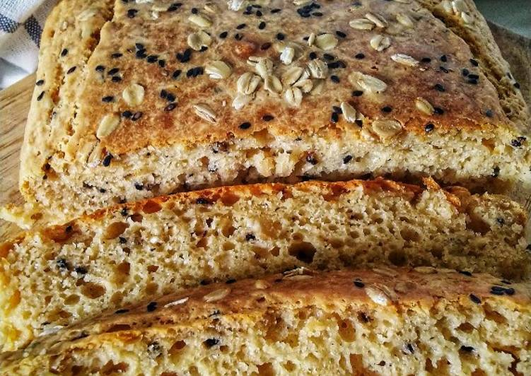 Seed Bread Oats