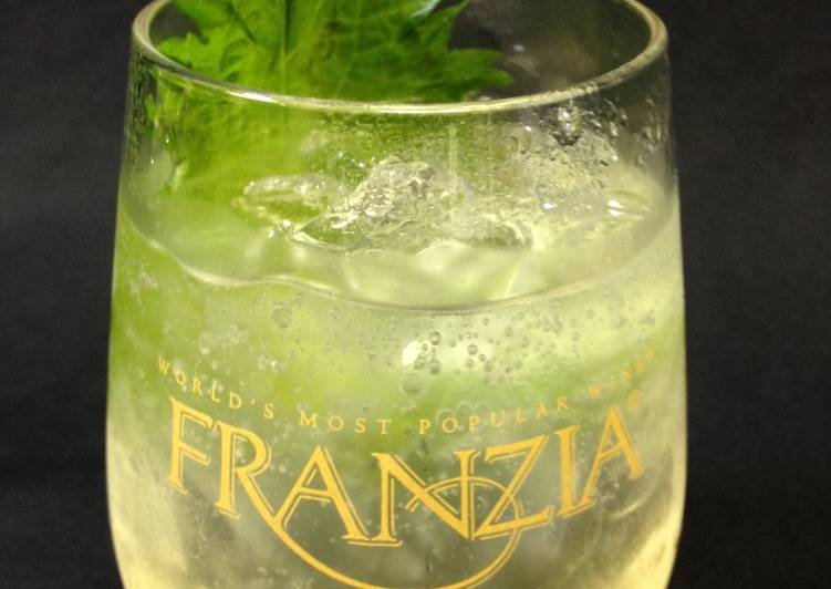 Your Health Can Be Affected By The Foods You Decide To Eat Shiso Mojito / Japanese Mint Herb
