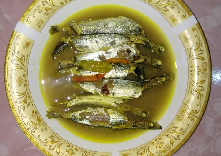 Resep 3 Ikan Layang Kuah Kuning Oleh Novia Citra Dewi Cookpad
