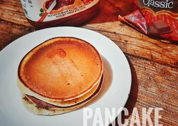 Resep Pancake Paling dicari