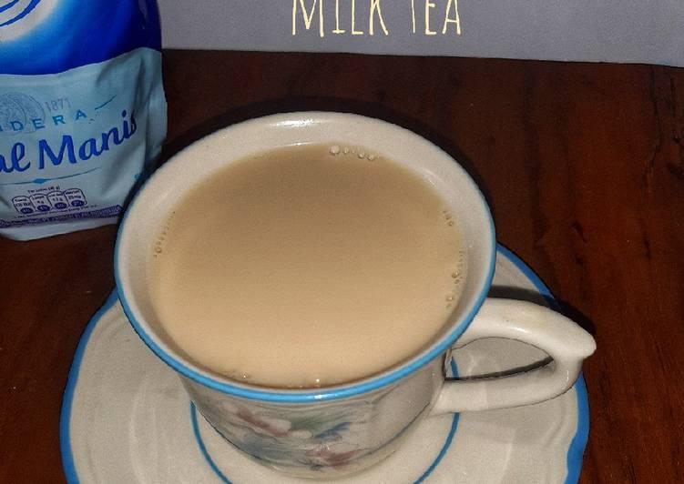 Hongkong Milk Tea