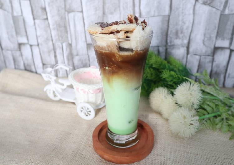 Milk coffe