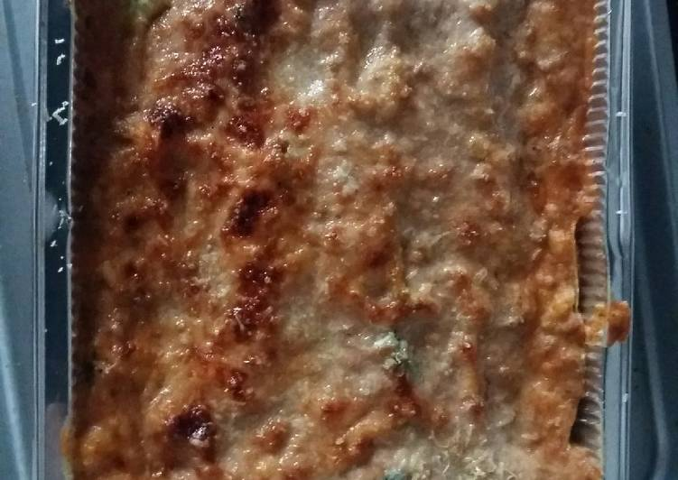 How to Cook Tasty Lasagne alla mozzarella
