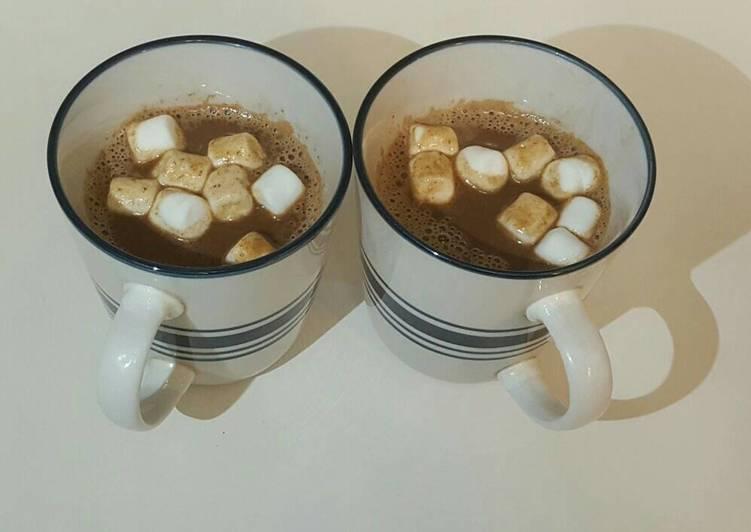 Hershey's Hot Chocolate!