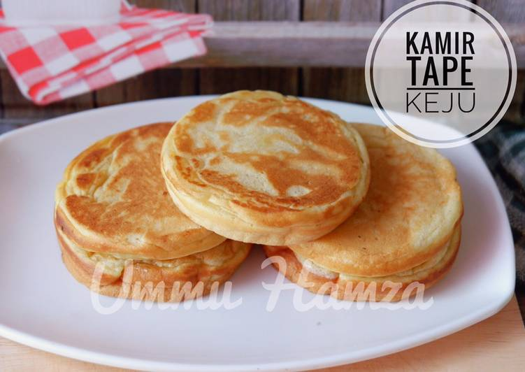 Kamir Tape Keju - cookandrecipe.com