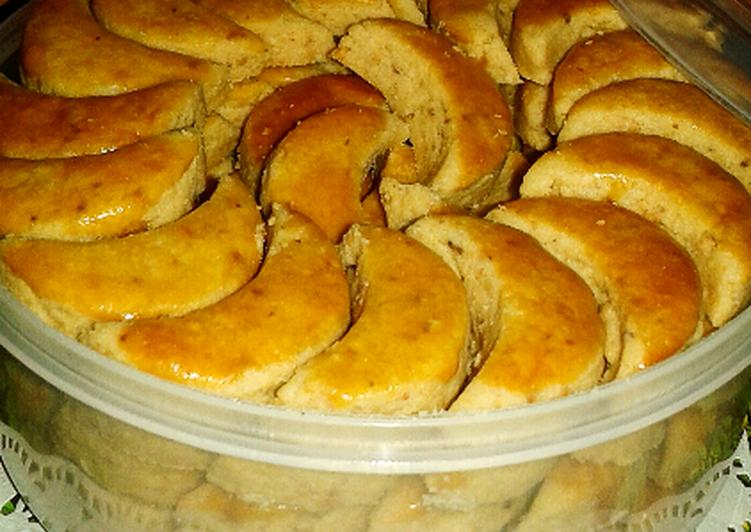 10. Kue kacang renyah #BikinRamadanBerkesan
