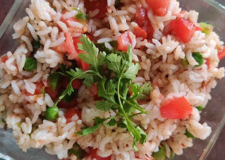 Foods That Can Make Your Mood Better White pulao