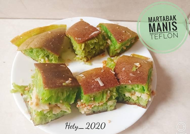 Martabak Manis Teflon Bersarang ~ Resep 1 - cookandrecipe.com