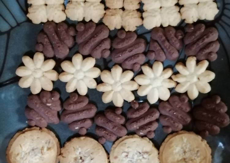 Recipe of Favorite Bakery Biscuits