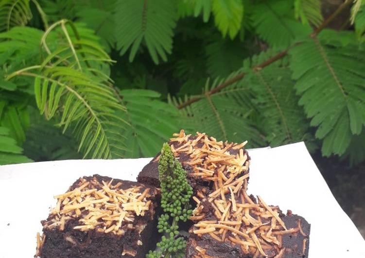 Brownies Panggang - cookandrecipe.com