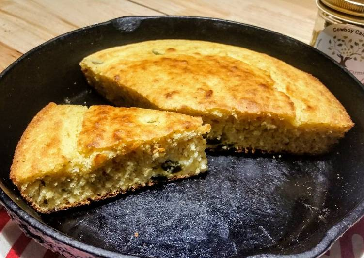 Living Greener for Better Health By Eating Superfoods Cowboy Candy Cornbread