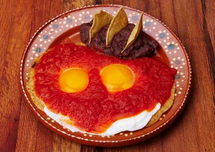How to Cook Tasty Huevos Rancheros Recipe