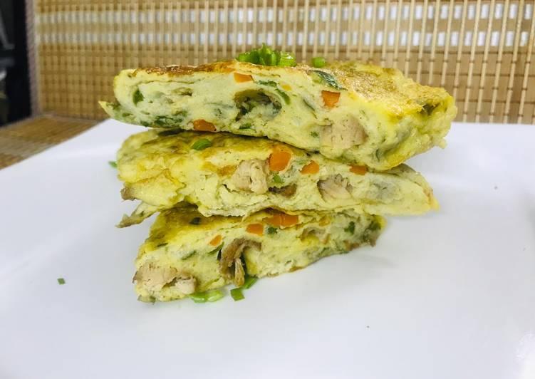 Egg 🥚 Roll(tamagoyaki) omelet