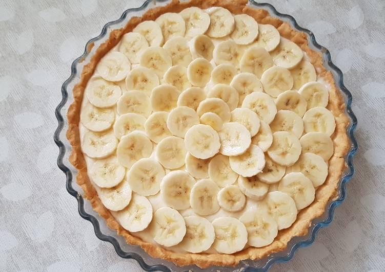Recette Des Tarte au banane