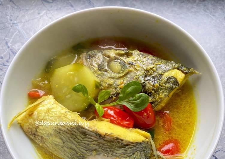 Permalink to Tips Membuat Sup Kepala Ikan Bali ala Eonni Ivy Yang Lezat