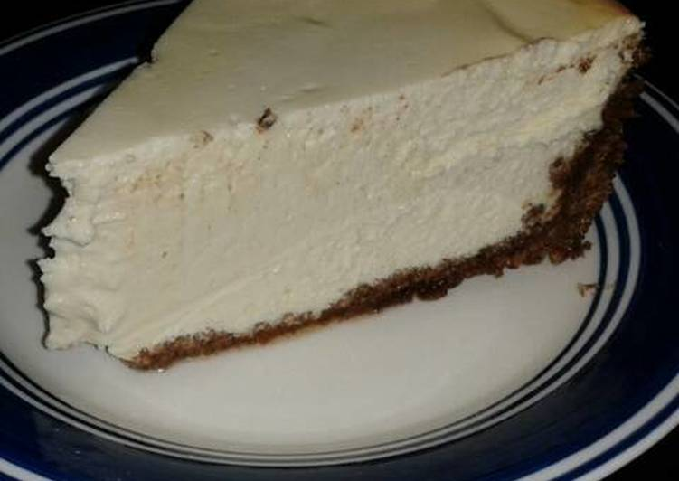 Ed's New York Style Cheesecake