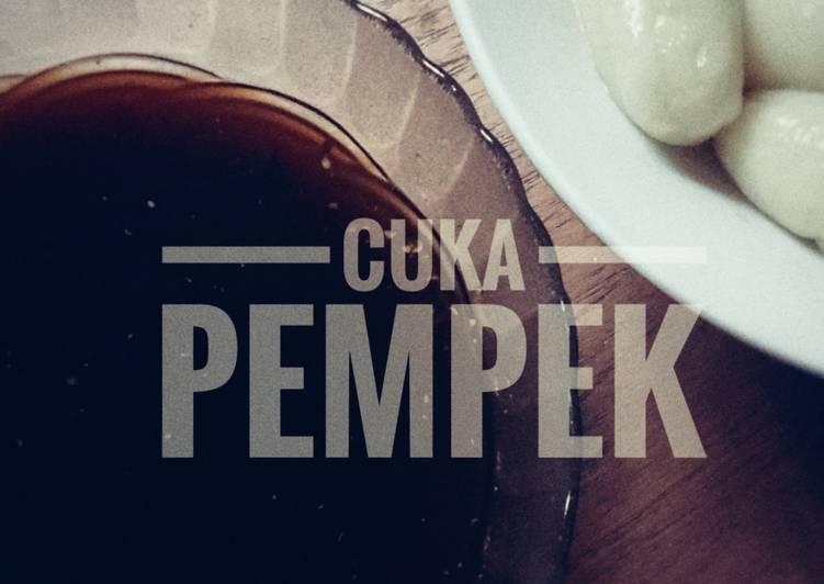 Cuka Pempek (resep asli Palembang) 💚