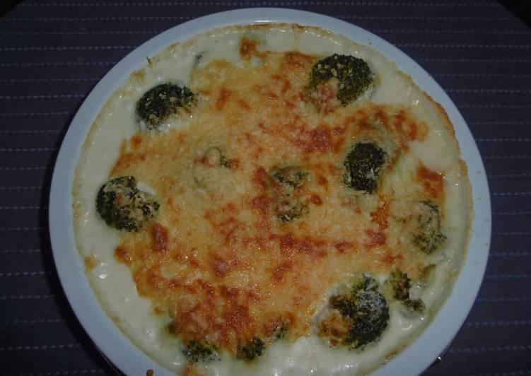 Tasty Broccoli Soufflé