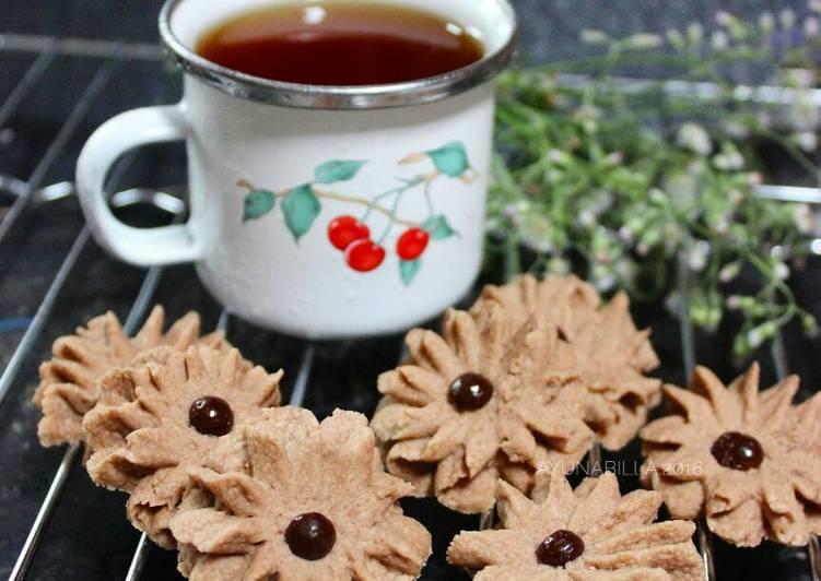 Cookies maizena #maree