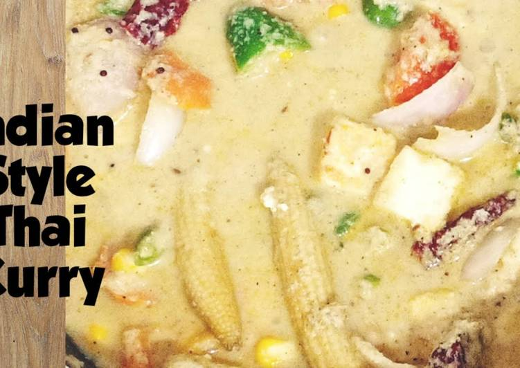 5 Best Practices for Indian Style Thai Curry Recipe