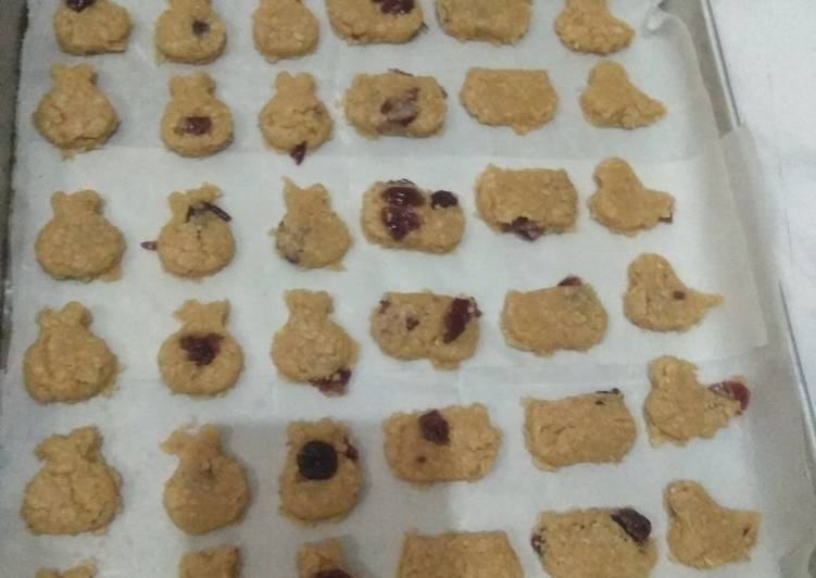 Cookies OAT Cranberry