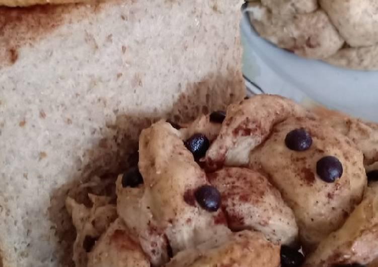 Roti gandum kayu manis