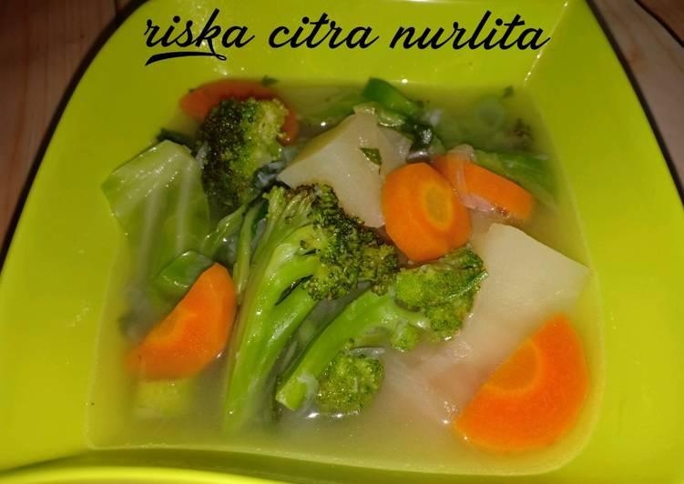 Sup Sayur