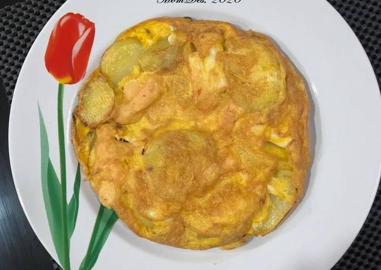 Omelette Potatciz