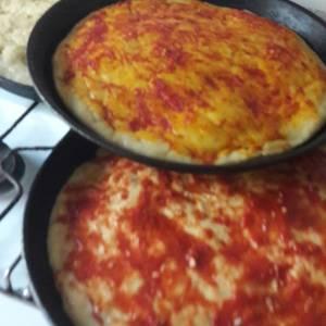 Pizza fácil fácil