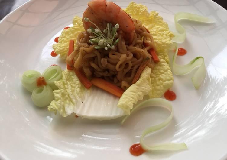 Resep Bakmi goreng Jawa Favorit
