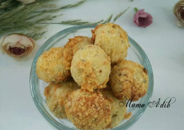 Garlic cookies doritos