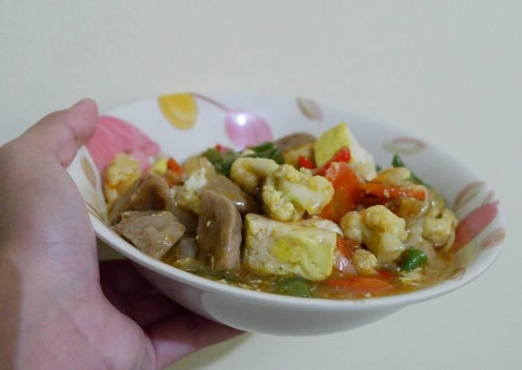 Capcay Sayur Kuah Maizena Simple dan Enak