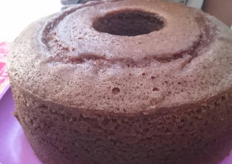 Langkah Mudah untuk Menyiapkan Bolu Coklat Kukus yang Lezat Sekali