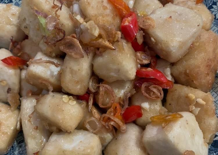 49. Tahu Cabe Garam - cookandrecipe.com