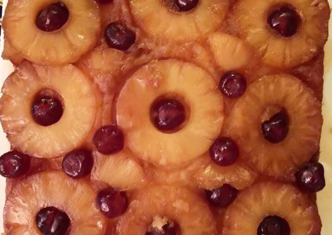 Baltazar Pineapple Upside Down Cake
