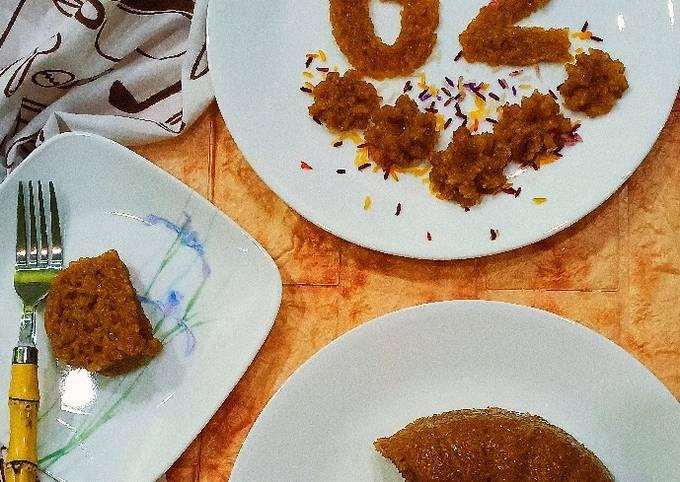 Pulut Kacau Durian #ChefZam