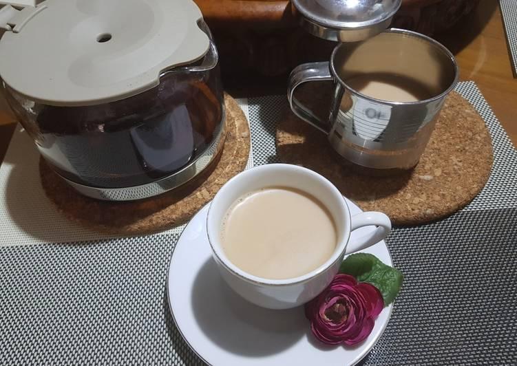 Hong Kong Milk Tea Ala Nonny♡