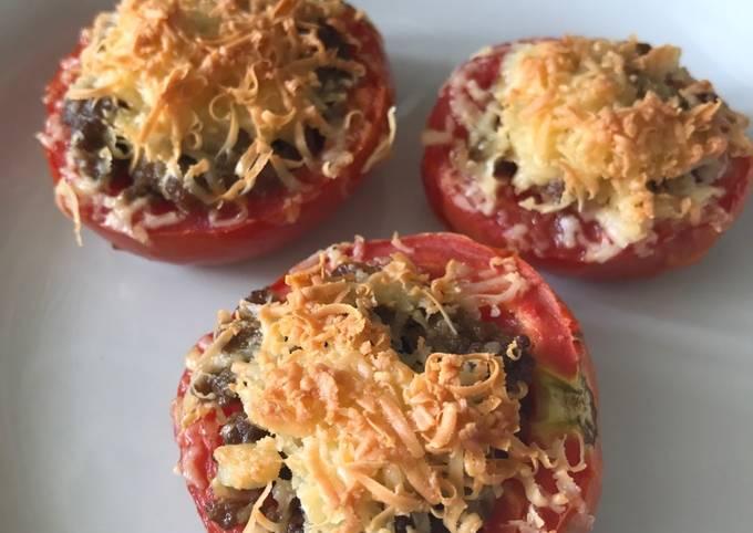 Tomat panggang (Roasted Tomatoes)