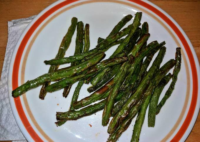 Green Bean Snack