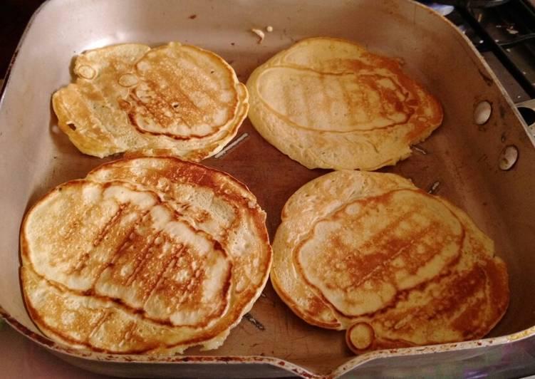 Fluffy American pancakes #festival contest#Mombasa