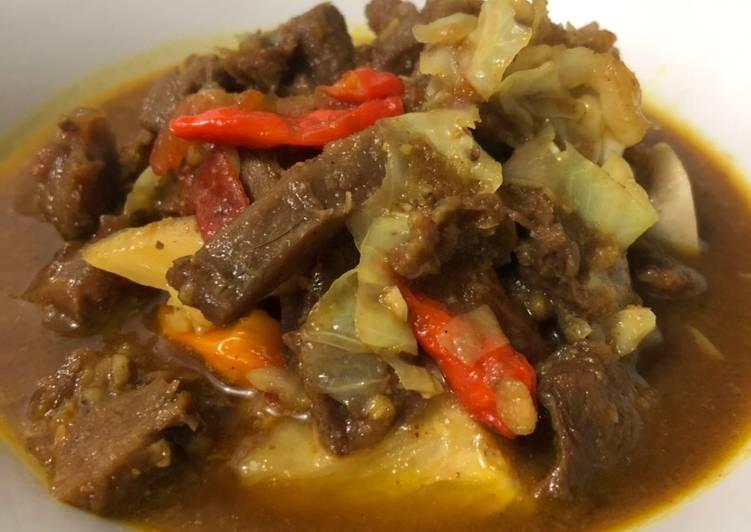 Resep Tongseng Kambing Resep Masakanku