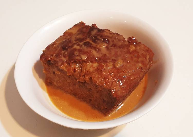 Easiest Way to Make Appetizing Malva Pudding Deluxe